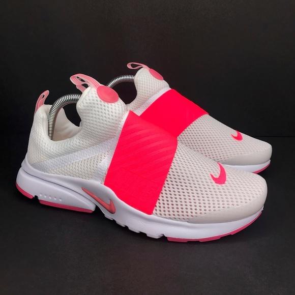 Nike Presto Extreme White Black | Nike free shoes, Nike